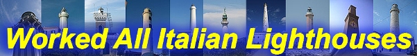 WAIL - Worked All Italian Lighthouses